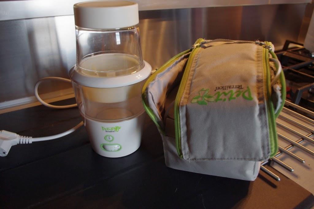 Petit Terraillon All In One Food Processor