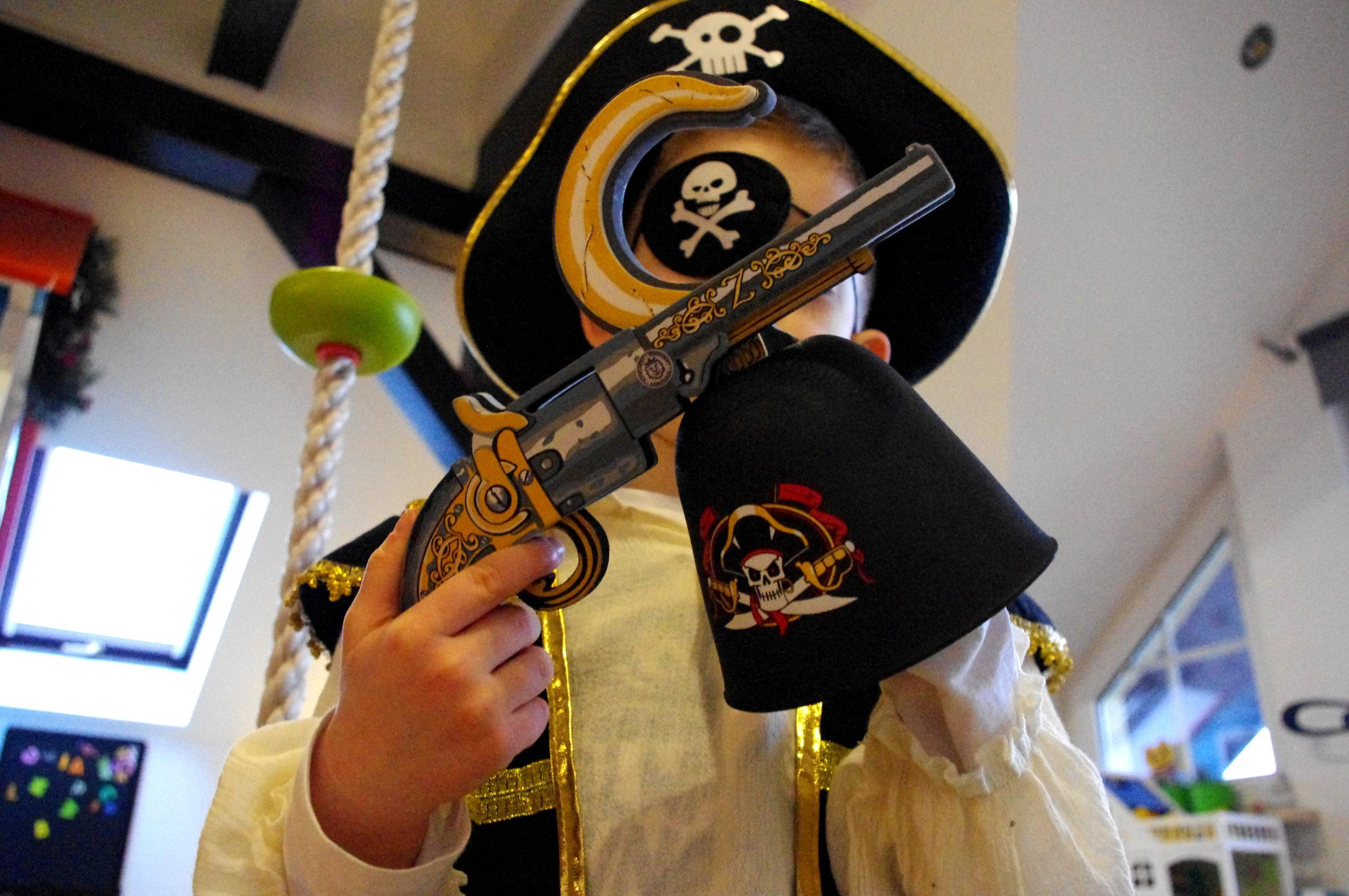 Nieustraszeni piraci!